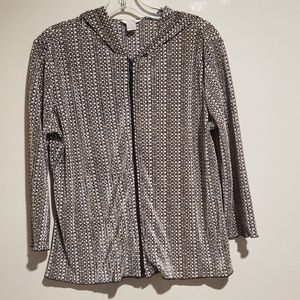 Christopher and banks blouse size small